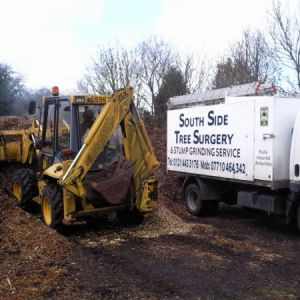 Woodchippings